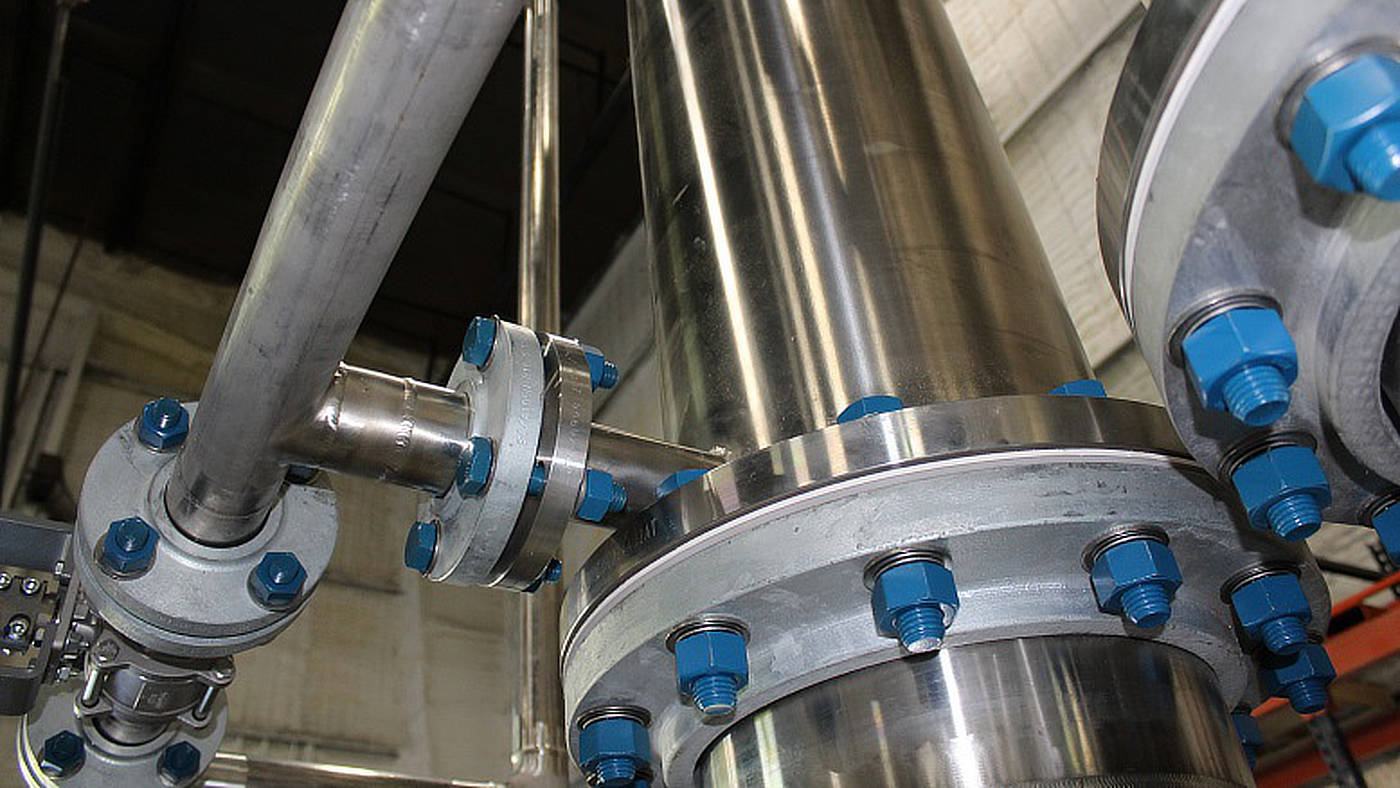 Refining separation equipment by ProSep Ltd